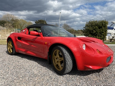 Picture of 1999 Lotus Elise 160 Supersport Bell & Colvill For Sale