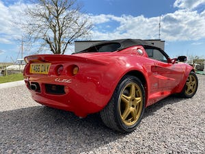 1999 Lotus Elise 160 Supersport Bell & Colvill For Sale (picture 5 of 10)