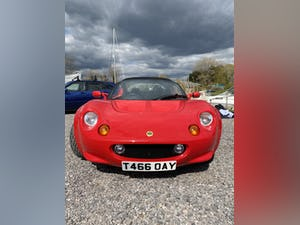 1999 Lotus Elise 160 Supersport Bell & Colvill For Sale (picture 8 of 10)