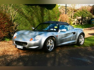 1998 Lotus Elise S1 For Sale (picture 1 of 12)