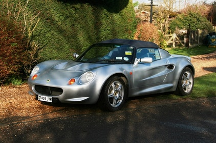 Picture of 1998 Lotus Elise S1 For Sale