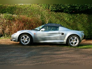 1998 Lotus Elise S1 For Sale (picture 2 of 12)
