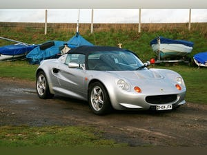 1998 Lotus Elise S1 For Sale (picture 3 of 12)
