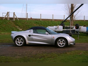1998 Lotus Elise S1 For Sale (picture 4 of 12)