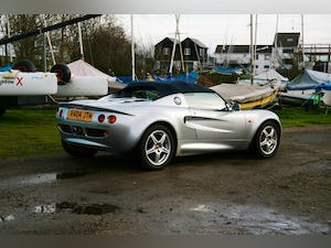 1998 Lotus Elise S1 For Sale (picture 5 of 12)