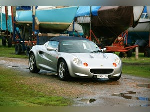 1998 Lotus Elise S1 For Sale (picture 6 of 12)