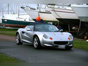 1998 Lotus Elise S1 For Sale (picture 11 of 12)