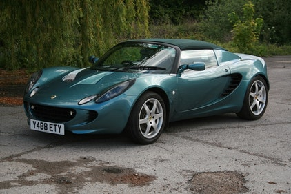 Picture of 2001 Lotus Elise S2 For Sale