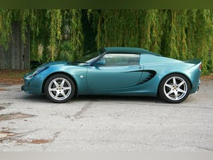 2001 Lotus Elise S2 For Sale (picture 2 of 11)