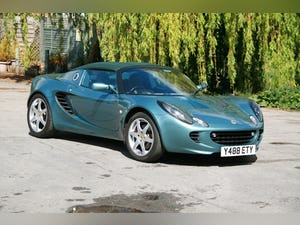 2001 Lotus Elise S2 For Sale (picture 4 of 11)