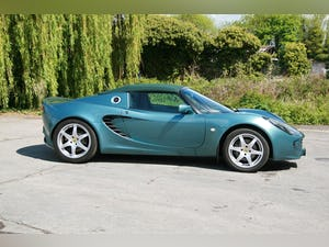 2001 Lotus Elise S2 For Sale (picture 5 of 11)