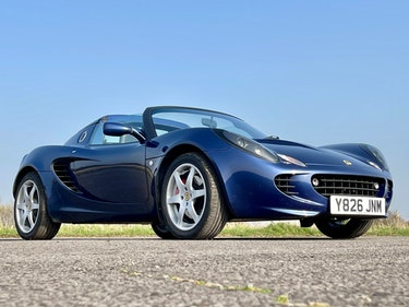 Picture of 2001 Lotus Elise For Sale by Auction