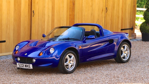 Picture of Lotus Elise, 1998. Just 6,600 miles from new! For Sale
