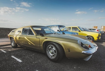Picture of 1969 lotus europa s2  For Sale