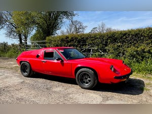 1970 Lotus Eurpa twin cam engine For Sale (picture 1 of 12)