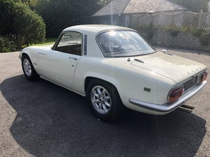 1971 LOTUS ELAN S4 SE FIXED HEAD COUPE For Sale (picture 19 of 29)