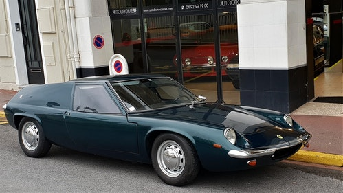 Picture of 1968 RARE EUROPE FIRST SERIES For Sale
