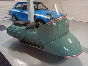 1952 Maico Mobil MB 175 For Sale (picture 1 of 6)