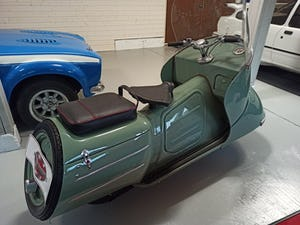 1952 Maico Mobil MB 175 For Sale (picture 3 of 6)