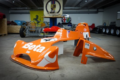 Picture of F2 Beta March Body Shell For Sale