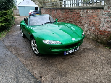Picture of 2003 Marcos TS250 very rare car! For Sale