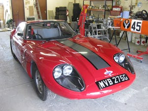 1965 FIA Marcos 1800GT For Sale (picture 3 of 9)