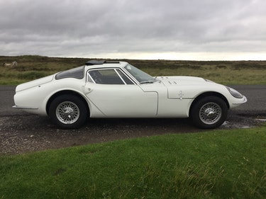 Picture of 1967 Marcos GT Coupe with Plywood chassis For Sale