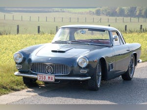 1961 Maserati 3500 Gti Fully restored & engine just rebuilt For Sale (picture 1 of 6)