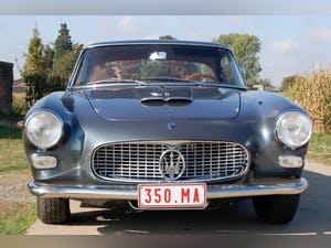 1961 Maserati 3500 Gti Fully restored & engine just rebuilt For Sale (picture 2 of 6)