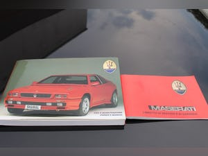 1991 Maserati shamal 3.2 v8 only 369 made For Sale (picture 6 of 6)