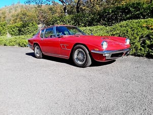 1967 Maserati Mistral 4.0L coupe-class winner For Sale (picture 2 of 6)