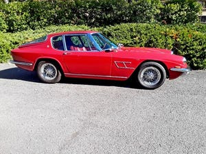1967 Maserati Mistral 4.0L coupe-class winner For Sale (picture 3 of 6)