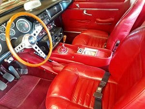 1967 Maserati Mistral 4.0L coupe-class winner For Sale (picture 4 of 6)