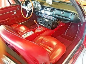 1967 Maserati Mistral 4.0L coupe-class winner For Sale (picture 5 of 6)