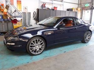 1999 Maserati 3200GT coupé '99 For Sale (picture 1 of 6)