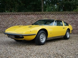 Picture of 1972 Maserati Indy 4700 European car, matching numbers For Sale
