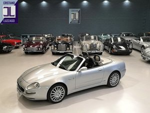 Picture of 2001 MASERATI 4200 SPIDER GT F1 CAMBIOCORSA euro 39.800 For Sale