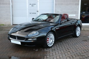 Picture of 2002 Maserati 4200 Spyder - Just Serviced + New Clutch Included! For Sale