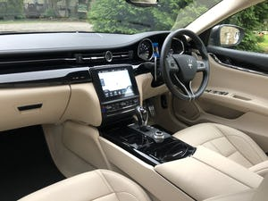 INCREDIBLE 2018my MASERATI QUATTROPORTE GRANSPORT V6D For Sale (picture 5 of 6)