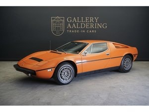 Picture of 1975 Maserati Merak 3000 matching numbers, manual gearbox, origin For Sale