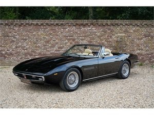 Picture of 1971 Maserati Ghibli Spyder Campana 4.7 Matching numbers car, ver For Sale