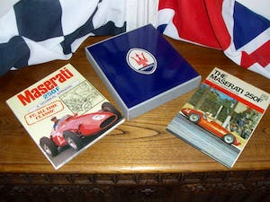 RARE MASERATI  titles New Price For Sale (picture 1 of 6)