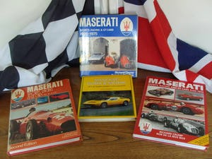 RARE MASERATI  titles New Price For Sale (picture 2 of 6)