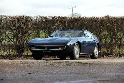 Picture of 1970 Maserati Ghibli - fully restored For Sale