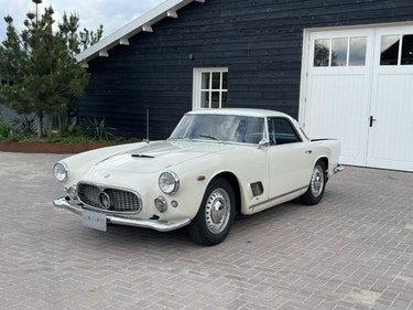 Picture of MASERATI LHD 3500 GT 1959 SUPERLEGGERA BY TOURING L.Project For Sale