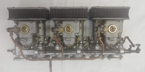 Picture of 1960 Maserati 3500 GT  Carburetter Set For Sale