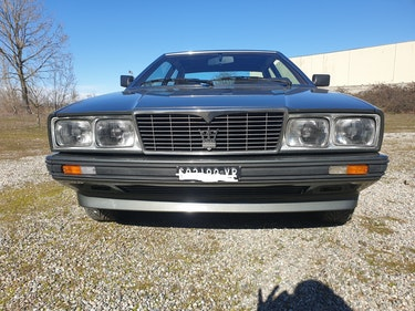 Picture of 1984 Maserati Biturbo my84 - excellent conditions For Sale