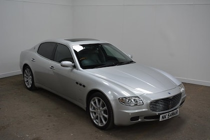 Picture of 2006 Maserati Quattroporte 4.2 For Sale by Auction
