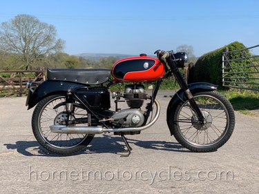 Picture of 1954 Maserati 160 T4 Turismo Motorcycle For Sale
