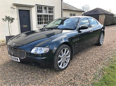 Picture of 2005 Maserati Quattroporte V For Sale by Auction
